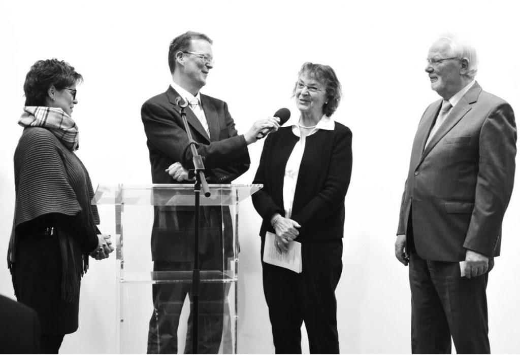 Birgit Komosin, Andreas Hillmann-Apmann, Marion Gitt, Wilfried Ströhlein