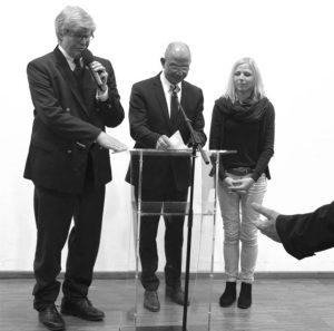 Gebhard von Krosigk, Heiner Rust, Andrea Schneider